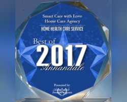 Senior Care with Love Home Care Agency Home Health Care Service Best of 2017 Annandale
